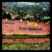 Photo taken at YCH DistriPark, 30 Tuas Road by Nway Nway H. on 7/16/2012