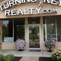 Photo taken at Turning Key Realty by Colleen K. on 8/3/2012