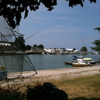 Photo taken at Meaford Harbour by Scott G. on 7/14/2012