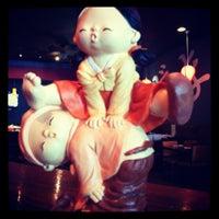 Photo taken at Zuma Sushi Bar by Brooke E. on 6/28/2012