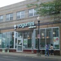 Photo taken at Yogurtini by Chris S. on 6/15/2012