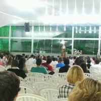 Photo taken at IEBV - Igreja Evangélica Batista de Vitória by Fillipe L. on 6/4/2012