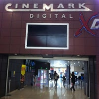 Das Foto wurde bei Cinemark von Andrés F. am 5/11/2012 aufgenommen