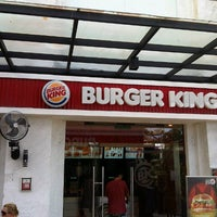 Photo taken at Burger King by Cisca S. on 7/10/2012