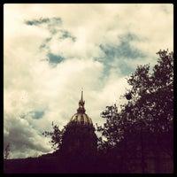 Photo taken at Rue de Varenne by Aurelia B. on 4/22/2012