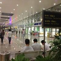 Photo taken at Da Nang International Airport (DAD) by Hà Vũ .. on 4/27/2012