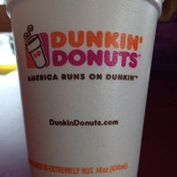 Photo taken at Dunkin Donuts by John F. on 3/7/2012