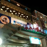 Photo taken at Korum Mall by Navnath K. on 2/25/2012