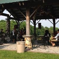Photo taken at Americana Vineyards & Winery by Brendan K. on 5/28/2012