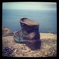 Photo taken at Faro de Fisterra by Ivan L. on 8/5/2012