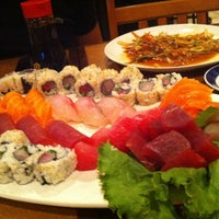 Photo taken at Maido Japanese Restaurant by Jimmy E. on 8/23/2012