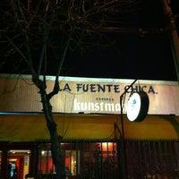 Foto tomada en La Fuente Chica por Cristian B. el 6/8/2012