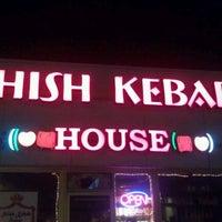 Photo taken at Shish Kebab House of Tucson by Kumaran B. on 5/2/2012
