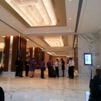 Photo taken at Kerry Hotel by AKARAPOL S. on 8/26/2012
