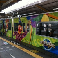 Photo taken at JR Nishikujō Station by Sheena K. on 6/28/2012