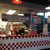 Photo taken at Five Guys by Lee C. on 8/18/2012