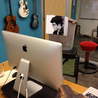 Photo taken at SeatMe HQ by Zac B. on 3/2/2012