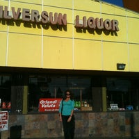 Photo taken at Silversun Liquor by Stacey~Marie on 3/12/2012