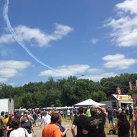 Photo taken at Rotary Rock 'N Ribfest by Pano P. on 6/17/2012