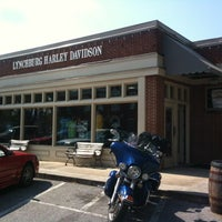 Photo taken at Lynchburg Harley-Davidson by Hugh on 8/22/2012
