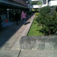 Photo taken at Conjunto E by Jumex on 4/12/2012