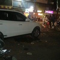 Photo taken at Sayaji Gunj by Varun P. on 7/5/2012
