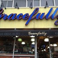 Photo taken at Gracefully by Leslie L. on 5/5/2012