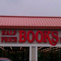 Photo taken at Half Price Books by Johnson B. on 4/14/2012