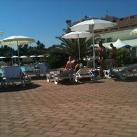 Photo taken at Borgo del Sole by Angela on 8/17/2012