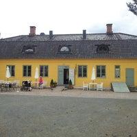 Photo taken at Lysaker Kafe by Uwe R. on 7/6/2012