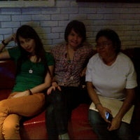 Photo taken at Boutique ktv by Anne M. on 4/26/2012