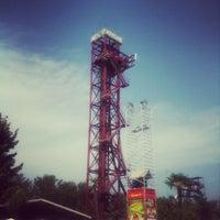 Photo taken at Movieland by Veronica Wero M. on 8/22/2012