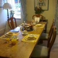 Photo taken at The Old Rectory - Luxury Bed & Breakfast by Danny F. on 5/19/2012