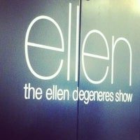 Photo taken at The Ellen DeGeneres Show by Mercy on 3/15/2012