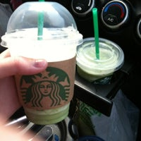 Photo taken at Starbucks by Monica on 8/22/2012