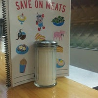 Photo taken at Save On Meats by Lourdes C. on 9/10/2012