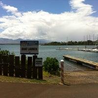 Photo taken at Rainbow Bay Marina by Dana I. on 7/27/2012
