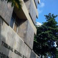 Photo taken at Tribunal Regional do Trabalho da 8ª Região by Kéule C.👫📷📱🐾✈ on 7/2/2012