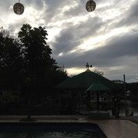 Photo taken at Champ Aqua Farm by Jadee L. on 3/25/2012