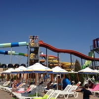 Photo taken at Action Aquapark by Артём🇷🇺 on 6/29/2012
