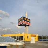 Photo taken at IKEA by Christian S. on 8/22/2012