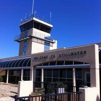 Photo taken at Stillwater Regional Airport (SWO) by John G. on 2/16/2012