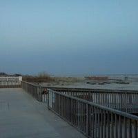Photo taken at Rambler Beach by Jim S. on 2/18/2012