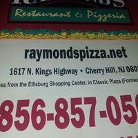 Photo taken at Raymond's Mangia Mangia by Jason P. on 7/19/2012