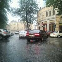 Снимок сделан в Греческая площадь пользователем Rainbow C. 7/7/2012