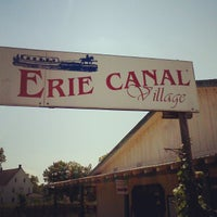 Photo taken at Erie Canal Village by Daniel M. P. on 8/3/2012