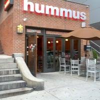Das Foto wurde bei hummus grill von Steve G. am 6/18/2012 aufgenommen