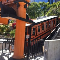 Photo taken at Angels Flight Railway by David P. on 5/29/2012
