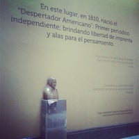 Foto tomada en Museo del Periodismo y Las Artes Gráficas (MUPAG) por DESCUBRE C. el 6/6/2012