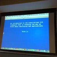 Photo taken at Quorum by Brett S. on 4/23/2012